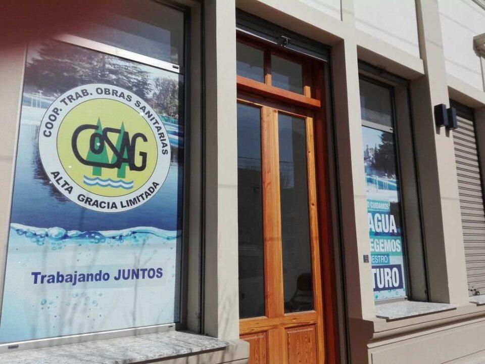 Cosag: Semana con obras y buenas noticias para los vecinos