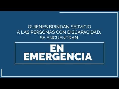 Discapacidad en emergencia: el sector se moviliza para pedir mejoras