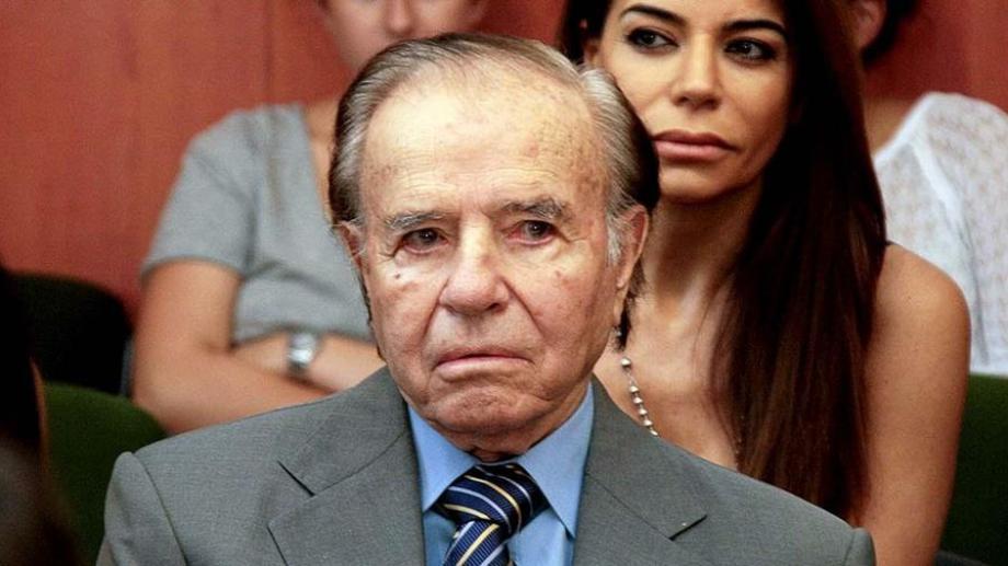 Internaron de urgencia al ex Presidente Carlos Menem