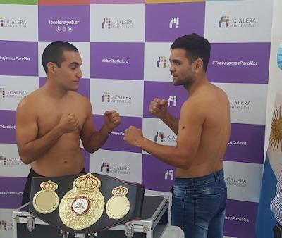 Boxeo: Vicente Pérez vuelve al ring esta noche en La Calera