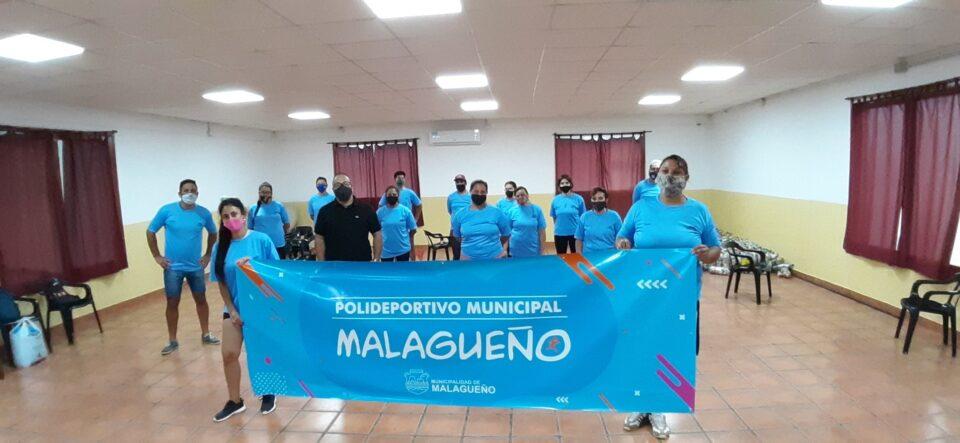 Esta semana inician las actividades de la colonia de vacaciones de Malagueño.