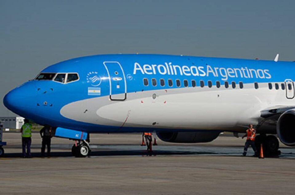 Llega este mediodía a Moscú el nuevo vuelo de Aerolíneas Argentinas por más vacunas