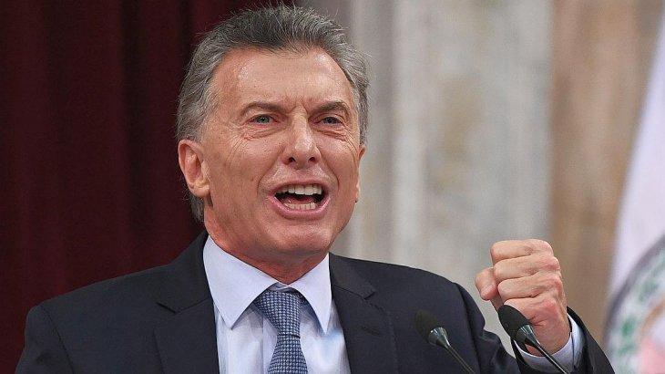 """Macri criticó al Gobierno y pidió que """"abran las escuelas"""""""