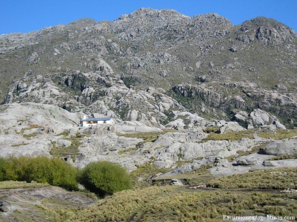 Rescate fallido del turista desaparecido y herido en el Cerro Champaquí