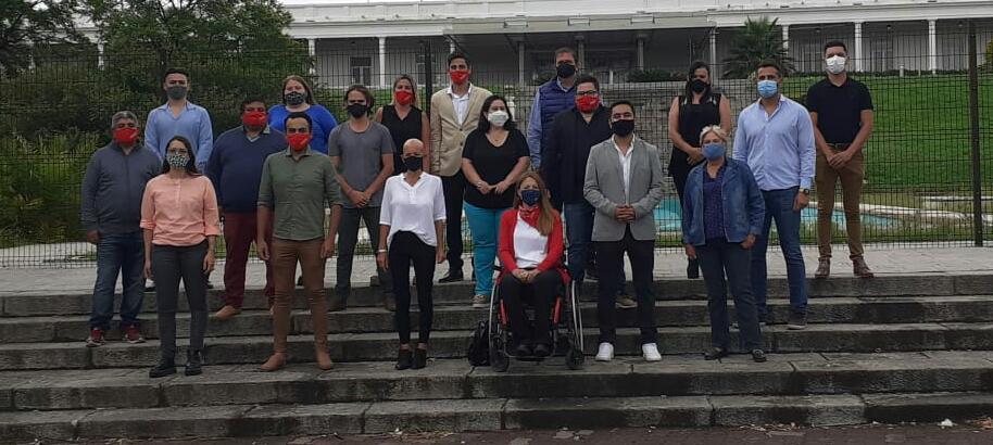 """Interna radical: """"El partido necesita un cambio de autoridades"""""""