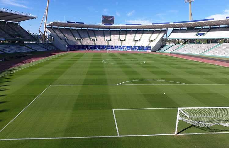 El Kempes está listo para recibir la final de la Copa Sudamericana