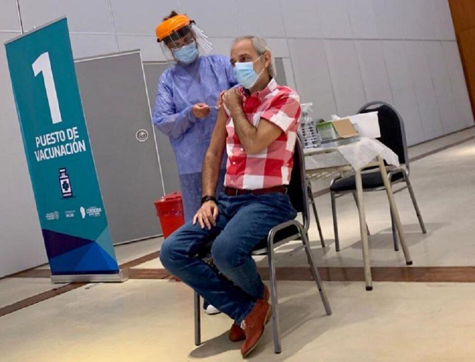 Córdoba: comenzó la vacunación a personas mayores a 60 años