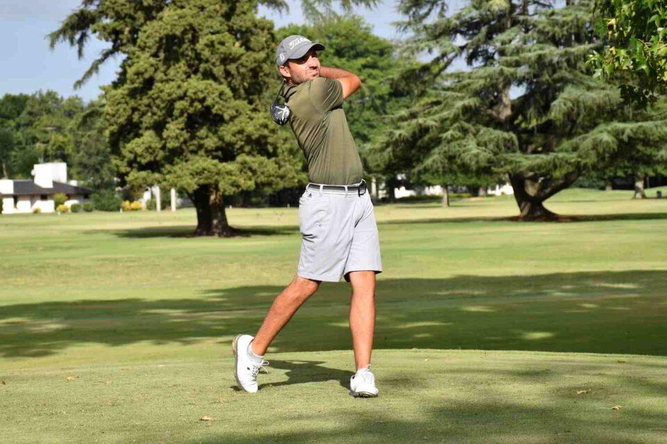 Golf: Andy Schönbaum (h) quinto en el Ranking Mid-Amateur del AmateurGolf.com
