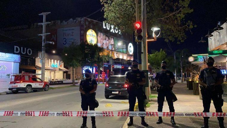 Desalojaron anoche el Teatro Luxor: falsa amenaza de bomba