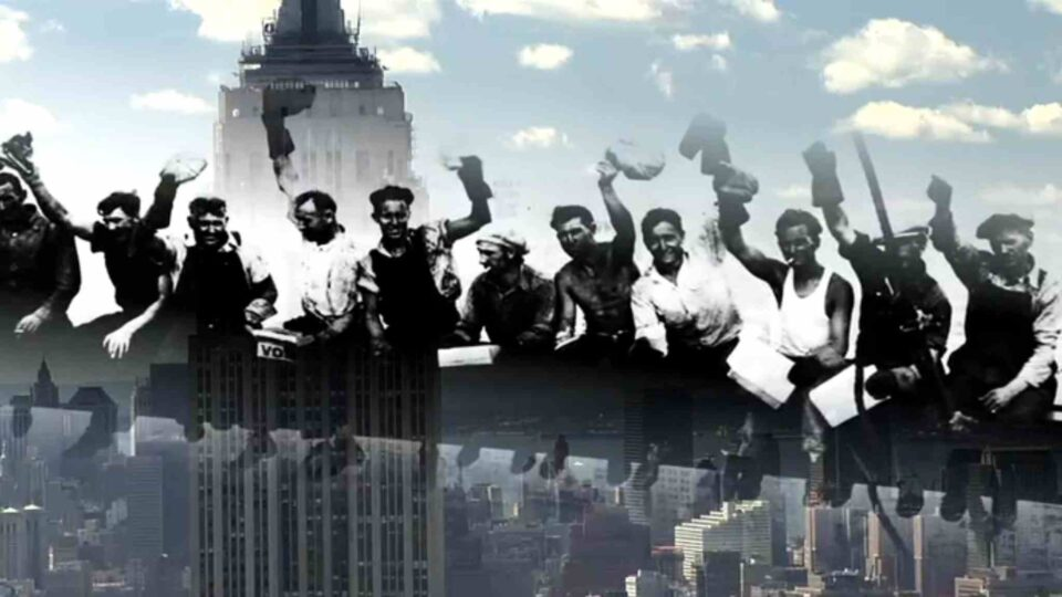 Los indios que construyeron Nueva York