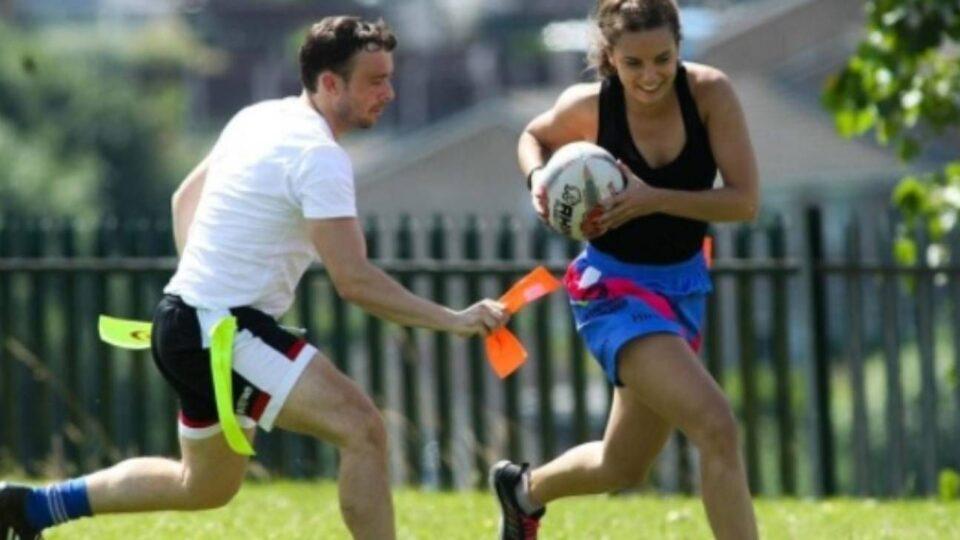 Vuelve el rugby pero sin contacto físico