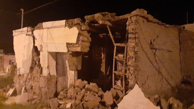 Impactantes imágenes y relatos de lo que fue el sismo en San Juan