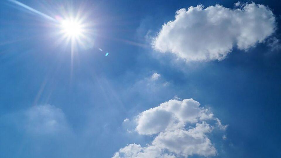 Martes con calor, humedad y tormentas a la vista