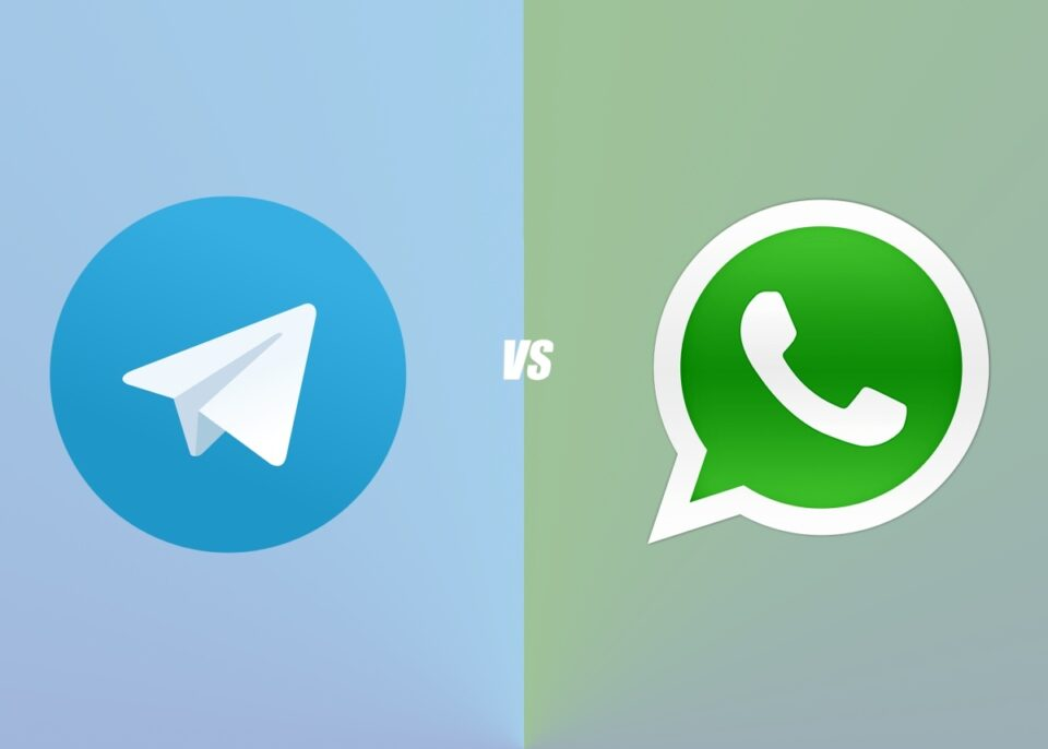 WhatsApp vs Telegram: ¿que aplicación es más segura?