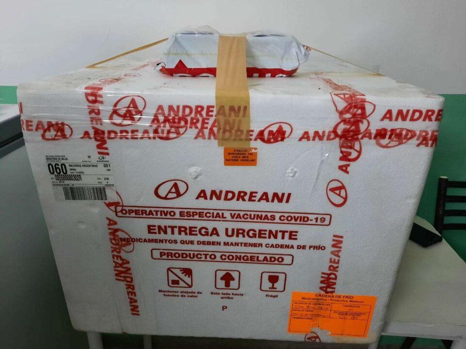 """Mariano Agazzi: """"Contamos con dosis para empezar la vacunación"""""""