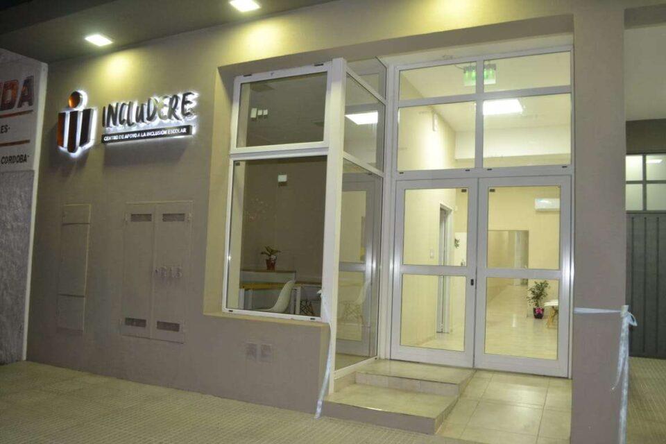 """Inauguró """"Includere"""", Centro de apoyo a la Inclusión Escolar"""