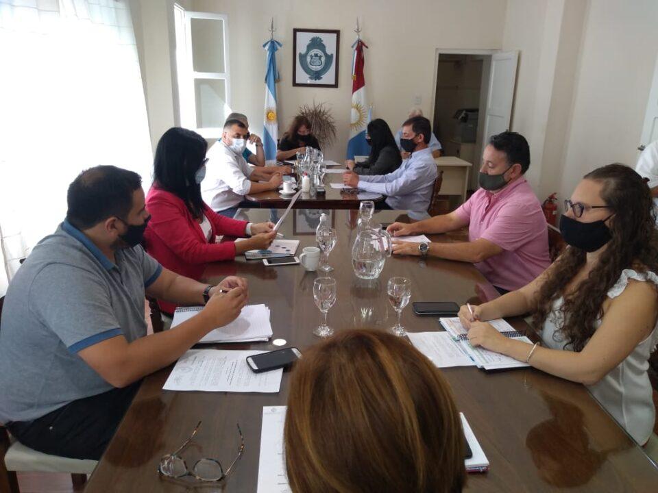 Concejo Deliberante: designaron autoridades y se conformaron las comisiones