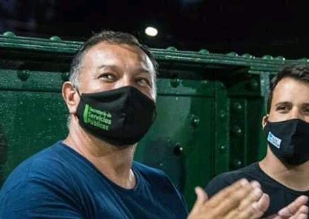 Pablo Ortiz en el ojo de la tormenta: del hombre encadenado a los murales blanqueados
