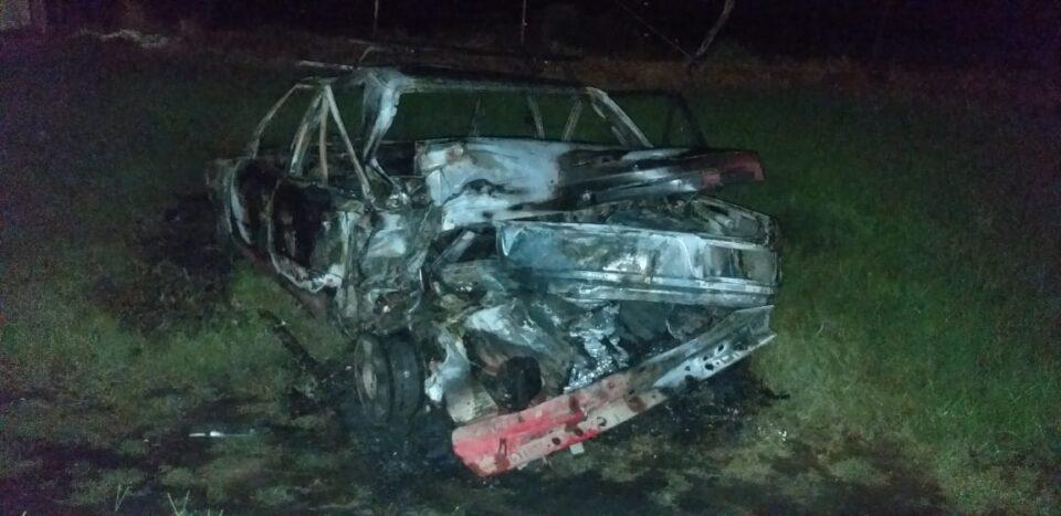 Falleció el hombre que protagonizó días atrás un accidente vial en Despeñaderos