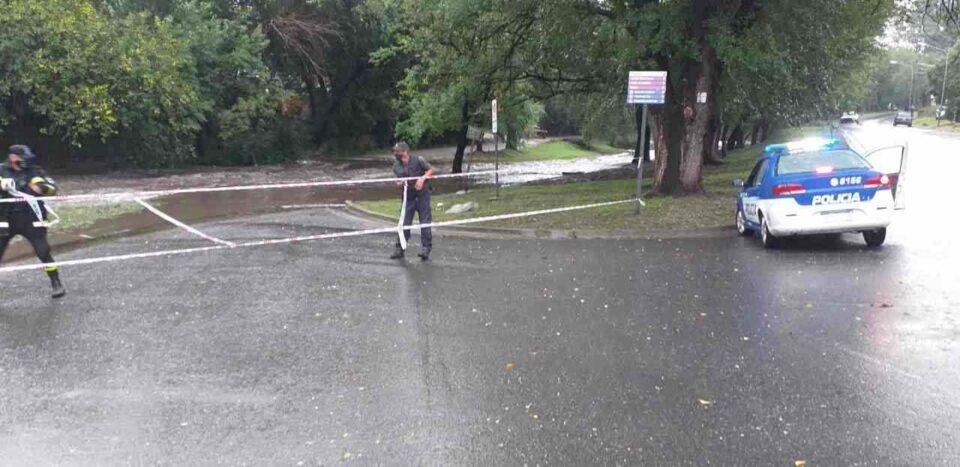 Lluvia en Alta Gracia: la consecuencia para los que menos tienen
