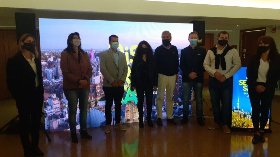 La Municipalidad de Córdoba promocionó el turismo en su ciudad para Semana Santa