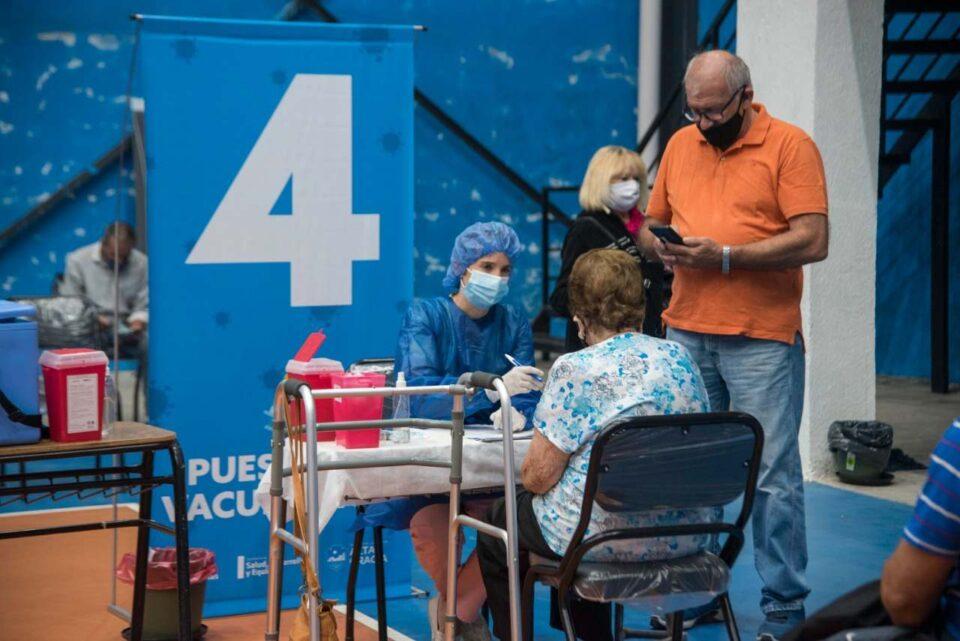 Atención: a partir de mañana, se retoma la vacunación contra el Coronavirus