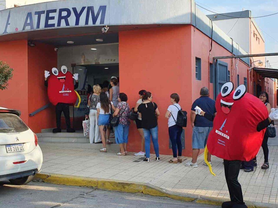 """Se viene la """"Semana del riñón"""" en Aterym"""