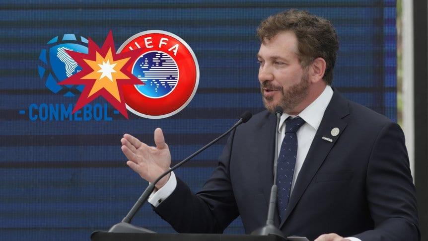 Conmebol suspendió la doble fecha de Eliminatorias de marzo
