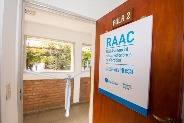 Inaugurarán un Centro de Adicciones en Despeñaderos