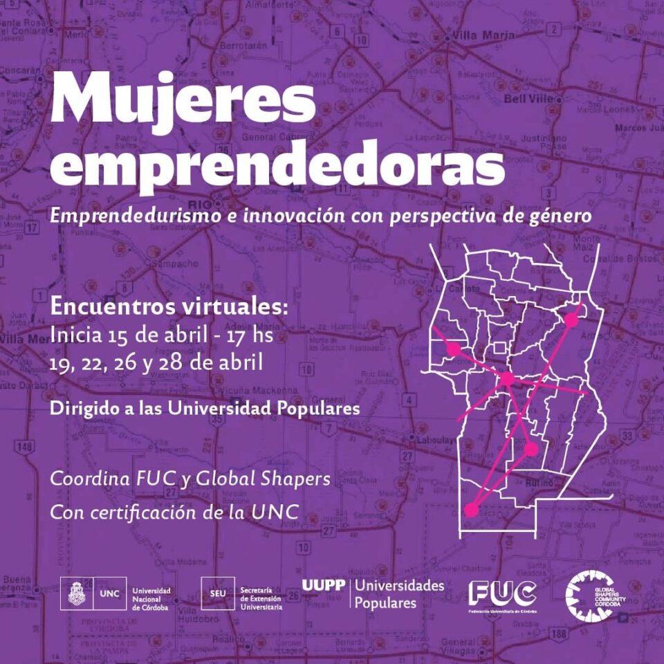 """Villa Parque Santa Ana: """"Mujeres emprendedoras"""" abren sus puertas"""