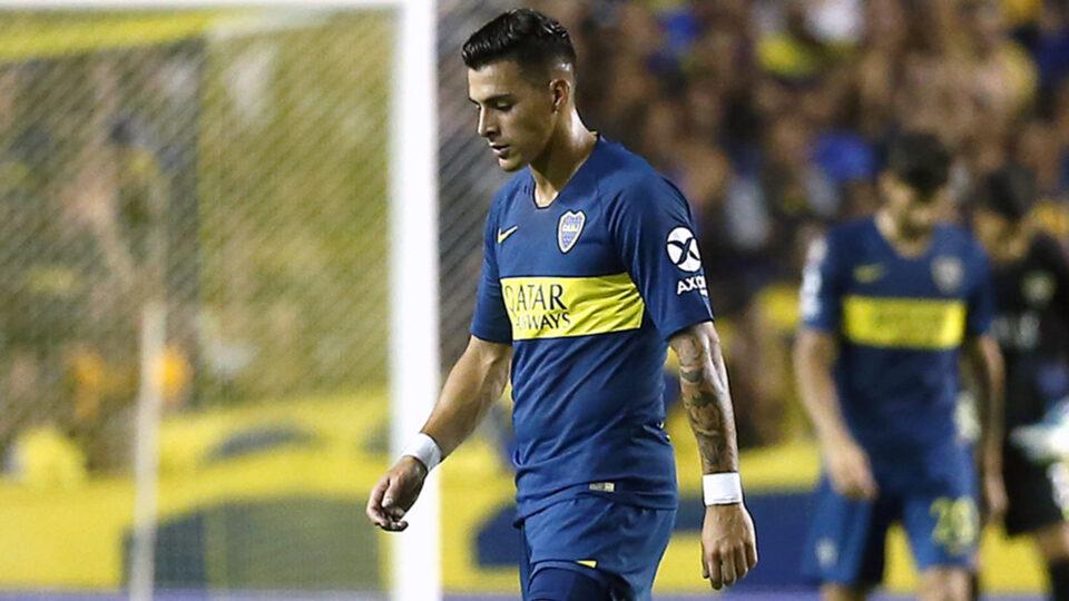 La terminante decisión de LA Galaxy con Cristian Pavón
