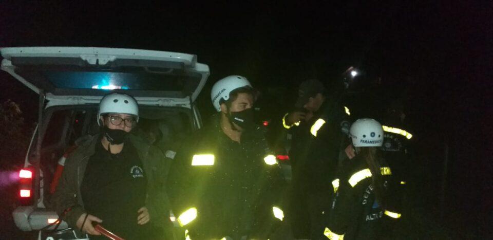 Final feliz: aparecieron sanos y salvos los menores extraviados en el Cerro Chato