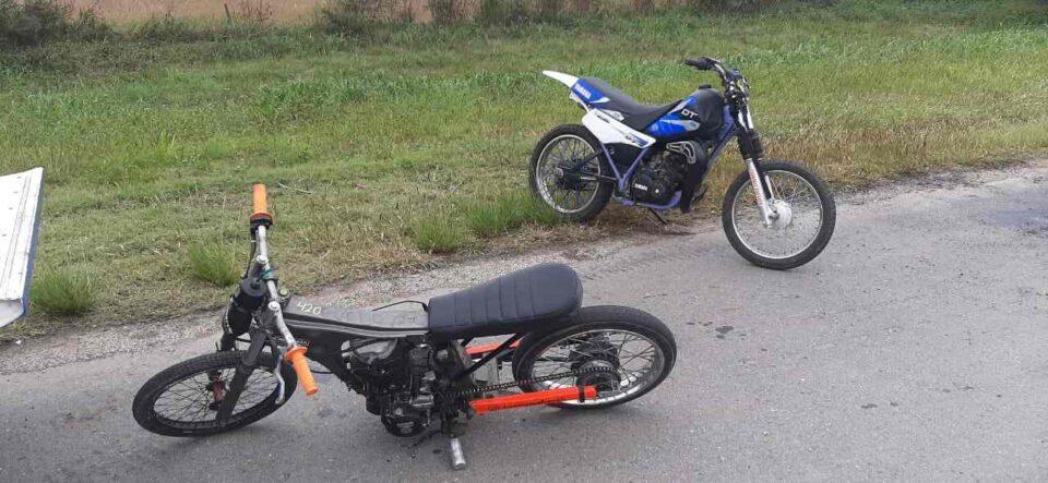 Dos detenidos y tres motos secuestradas por estar haciendo picadas