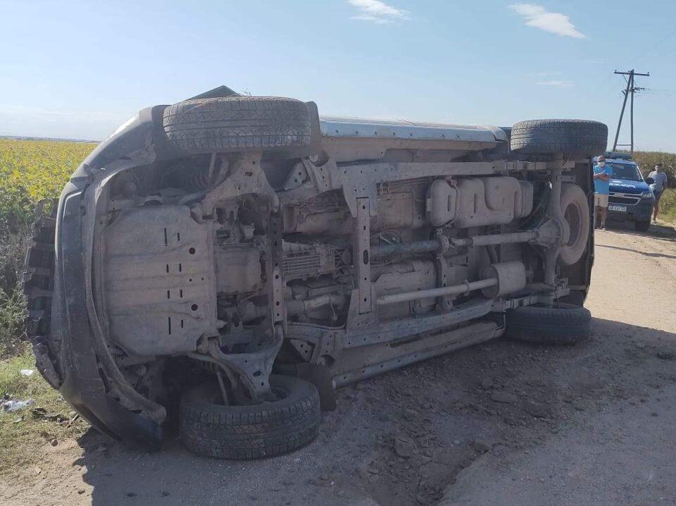 Un hombre falleció tras perder el control de su automovil en lozada