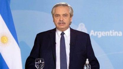 Alberto Fernández extendió las restricciones vigentes hasta el 21 de mayo