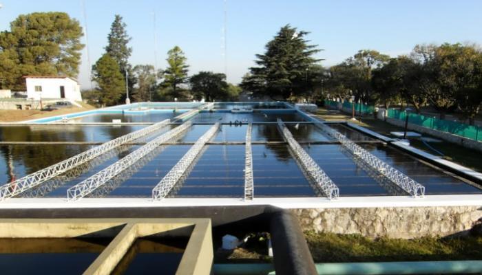 El Gobernador Schiaretti inaugurará las obras de la planta potabilizadora