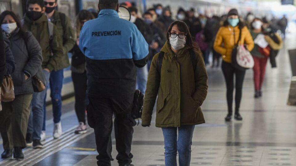 Covid 19: Argentina alcanzó los 2,5 millones de contagios