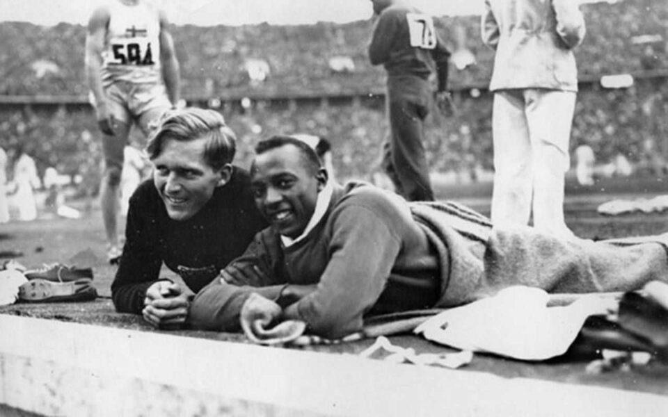 El amigo alemán de Jesse Owens