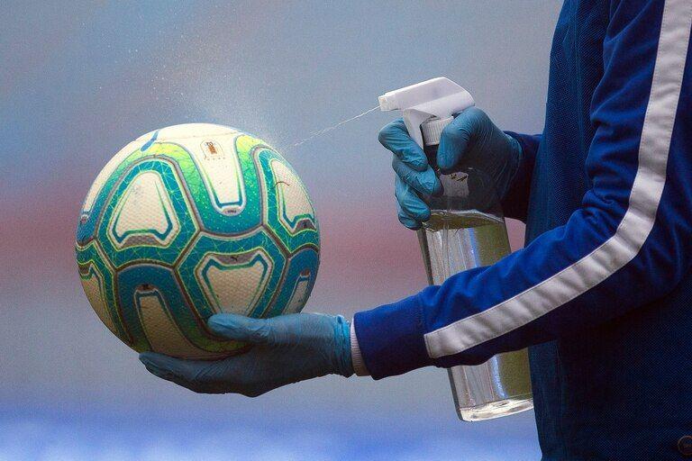 Las nuevas restricciones sanitarias llegaron al deporte local