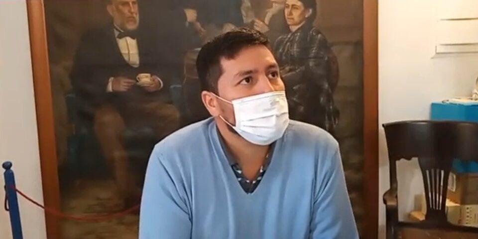 """Rodrigo Martínez: """"Hemos tenido más de 500 personas inscriptas en una semana"""""""