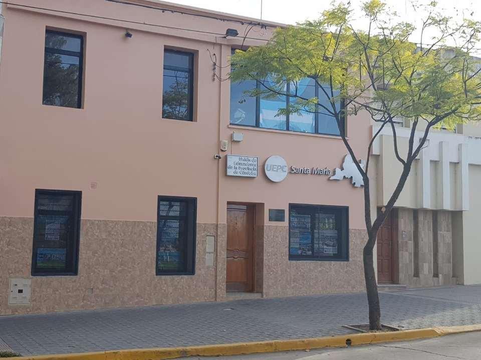UEPC Santa María informa sobre el trámite de dispensas laborales docentes