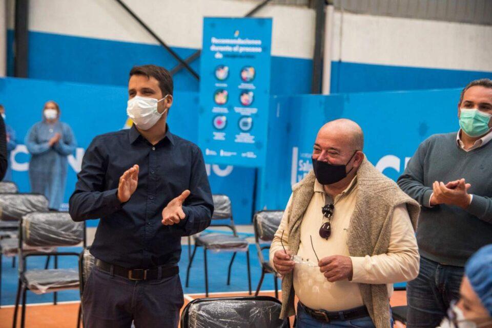 Alta Gracia llegó a los 10.000 ciudadanos vacunados