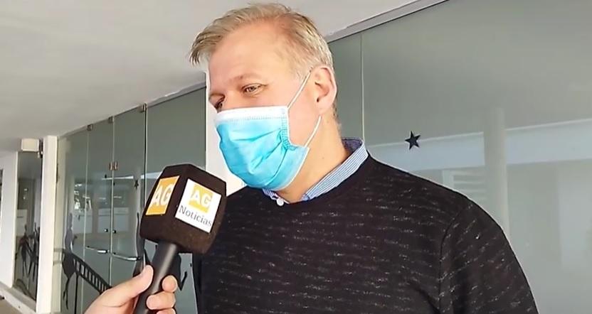 """Martín Cugno: """"nos preocupa que 1200 casos se han dado en el último mes"""""""
