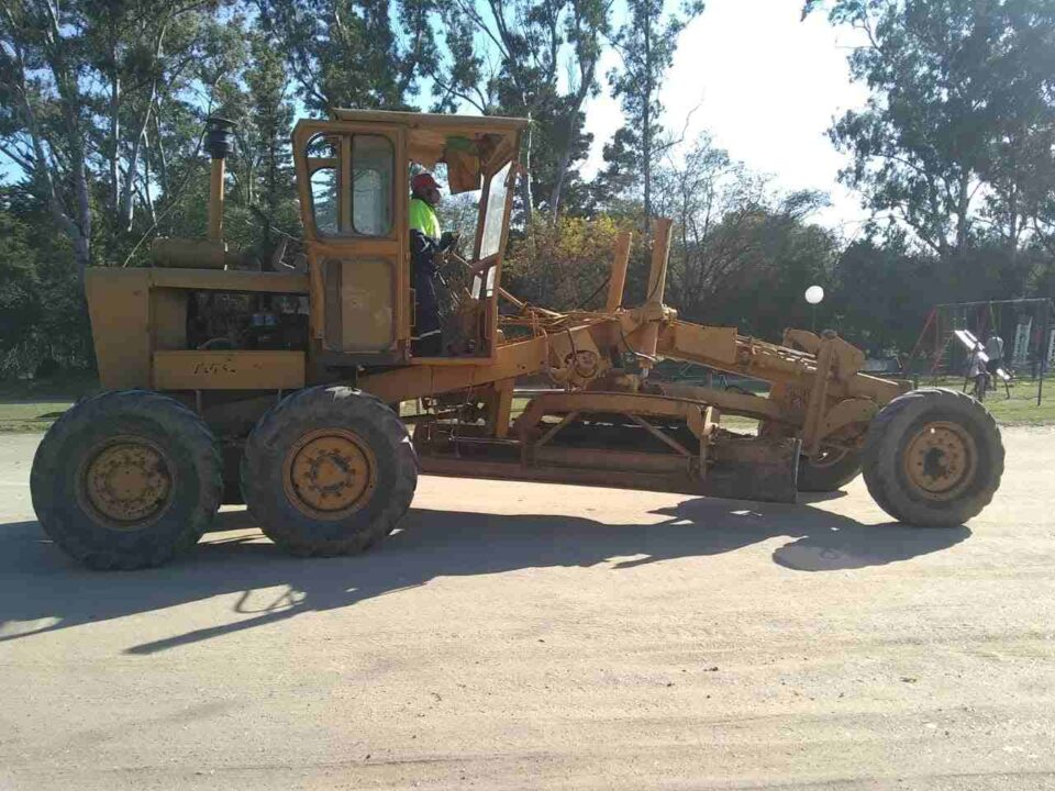 Potrero de Garay: la Comuna compró nuevo equipamiento vial