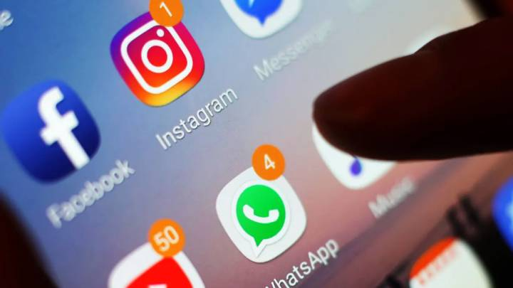 Ya funcionan con normalidad Facebook, Instagram y WhatsApp