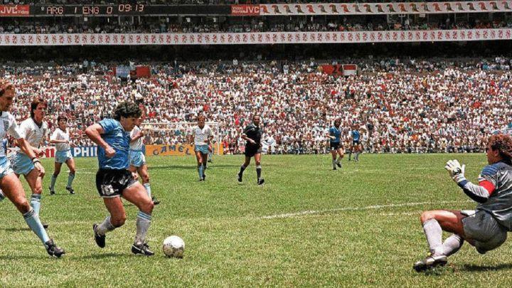 35 años de siempre Maradona, 35 años de una épica