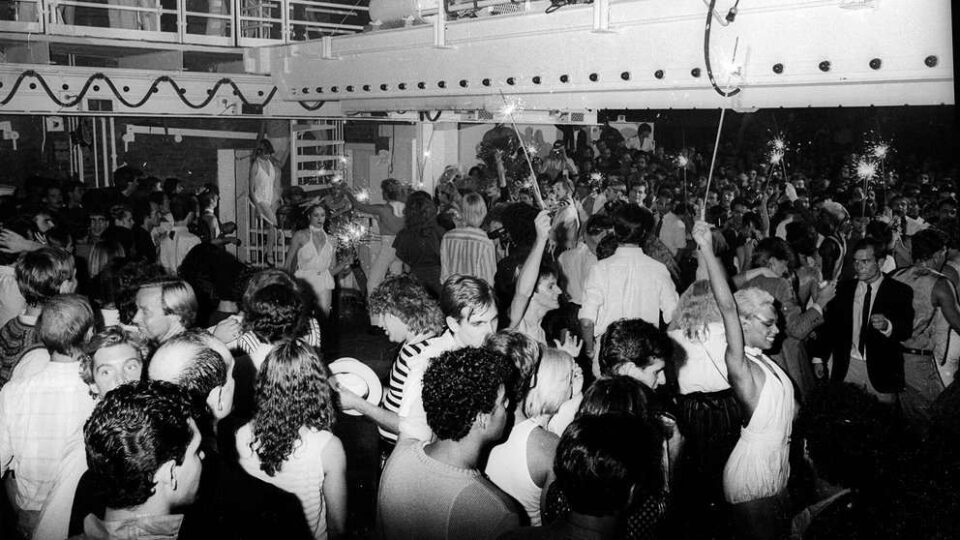 Studio 54, el templo del glamour y del reviente