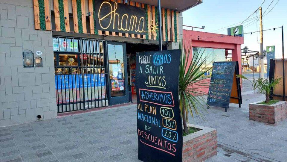 Ohana: el primer kiosco de Alta Gracia que adopta una propuesta económica para todos