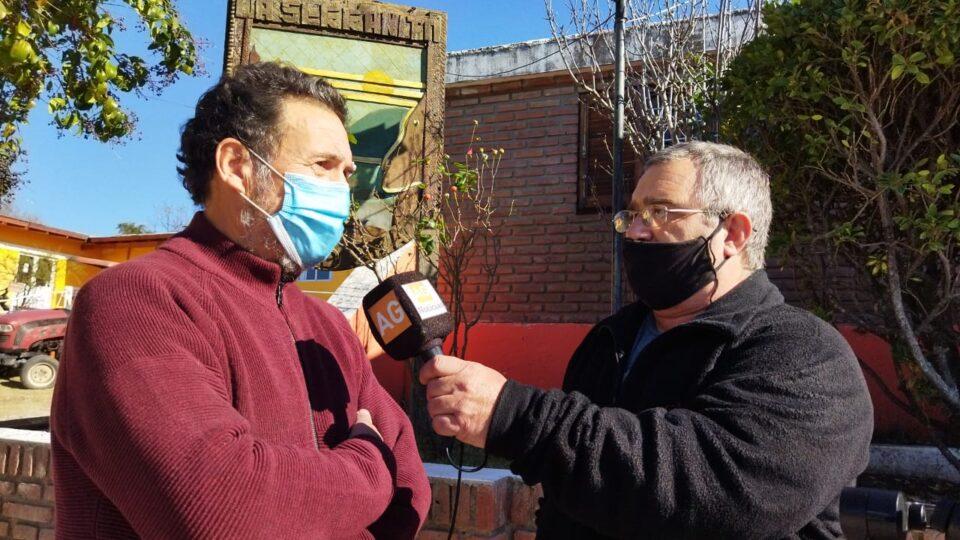 Llega el gas natural para los vecinos de La Serranita
