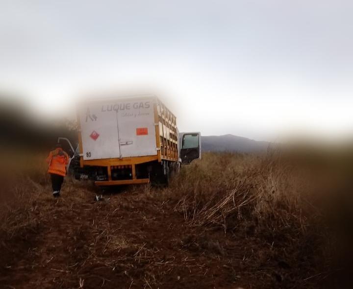 Accidente fatal en el Camino de las Altas Cumbres